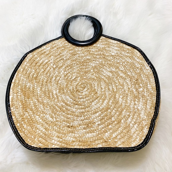 Handbags - Trendy Large Straw Bag